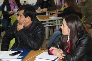 Geo Inquiry Chile - Profesores